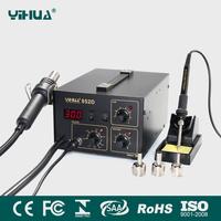 YIHUA 852D (diaphragm pump) rework desoldering station