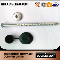 High Quality assembled Roofing Nails 120mm length