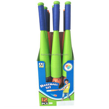 customized baseball toys / soft foam baseball bat/eva baseball set