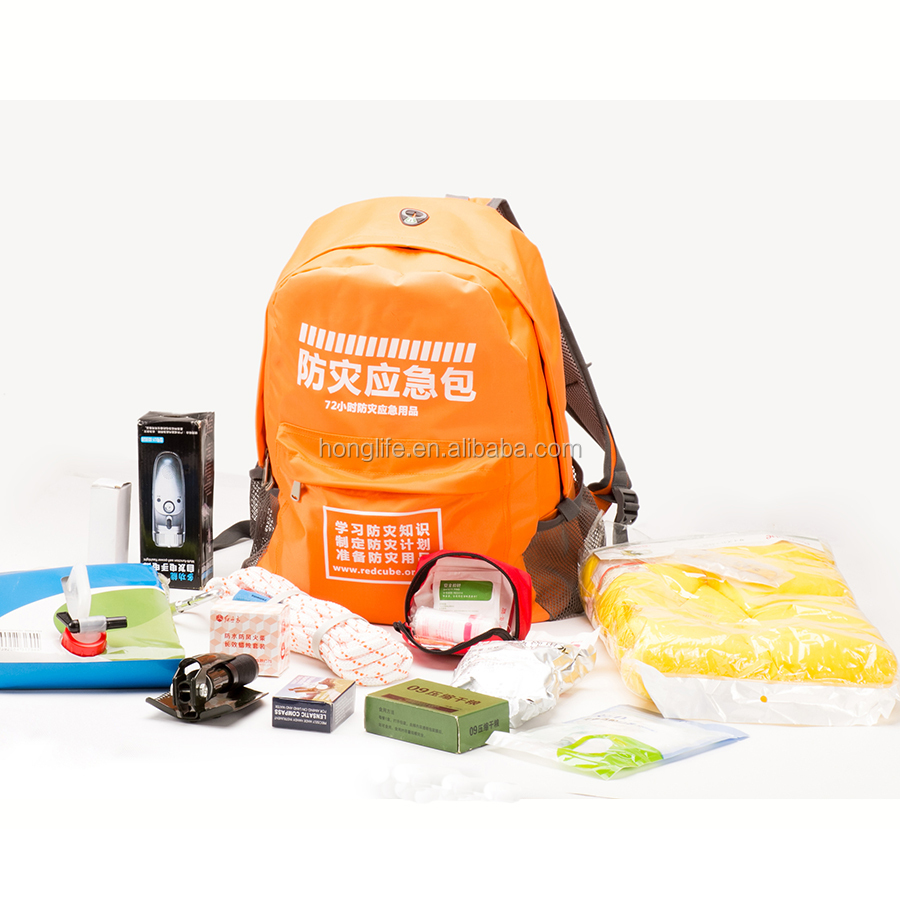earthquake first aid kit bags emergency survival gear kit