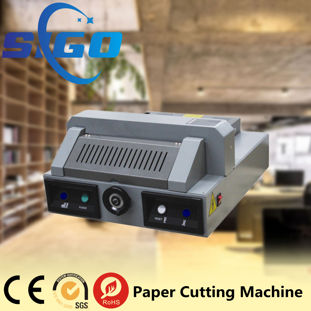 SG-330 a4 guillotine paper cutter perforated paper cutter