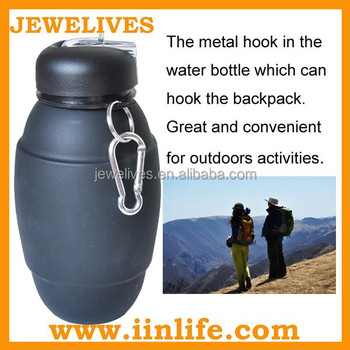 Innovative business ideas rubber outdoors water bottle