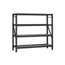 Custom Stainless Steel Goods Shelf Metal Stack <strong>Rack</strong> Tool Storage Steel Display <strong>Racks</strong> for garage and supermarket
