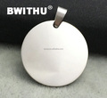 2016 BWITHU OEM brand custom blank metal military dog tag