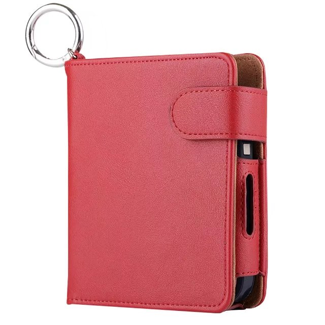 Card Holder Carrying Case for IQOS E - cigarette, for IQOS E - cigarette Leather Case