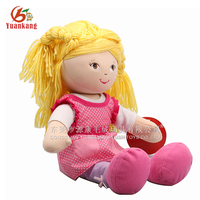 2017 China Custom Stuffed 25Cm Plush