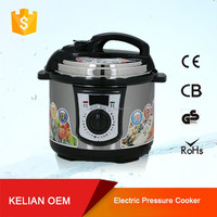 5L pressure rice cooker for slow cook, mini rice cooker