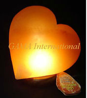 Heart Salt Lamp