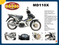 MD110X Electric dirt bikes for sale,Chinese wholesale mini cross,orion mini dirt bike
