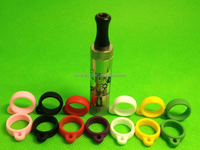 Different color e cig lanyard ring, silicone lanyard ring China wholesale
