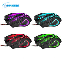2017 new product ideas optical gaming game mouse ,h0tHCa 6d mouse games
