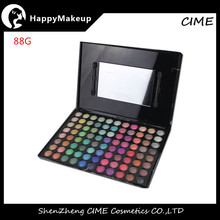 <strong>Cosmetics</strong> export unbranded dream <strong>cosmetics</strong> makeup palette 88 Color Full Shimmer Eyeshadow makeup pallet