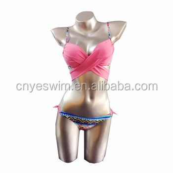 CNYE Hot Sale womens extreme mini micro Brazilian Neoprene bikini 2016