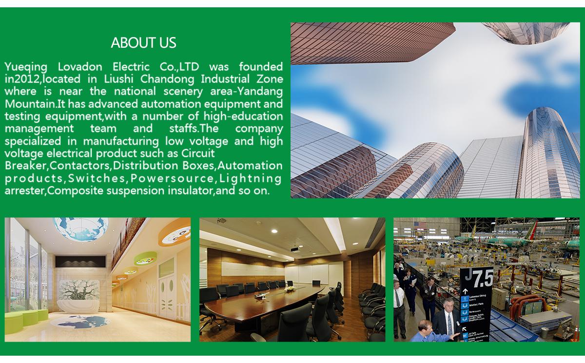 Yueqing Lovadon Electric Co., Ltd. - miniature circuit, digital ...