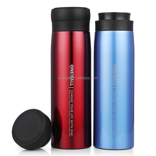 GYBL102 400ml Double Walled Tumbler Stainless Steel Thermos Bottle Water Cup Thermal Coffee Mug Insulated Vacuum Travel Flasks