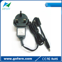 85-264VAC Input Voltage and DC 12W Output Power 12V Adaptor