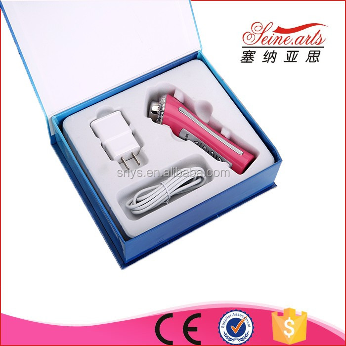ultrasonic facial photon massager beauty equipment LW-002
