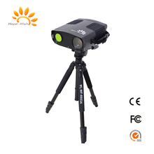 Hybrid portable nightvision CCD wirless mobile surveillance laser hidden telescope camera