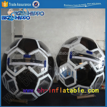 Inflatable Football Water Ball