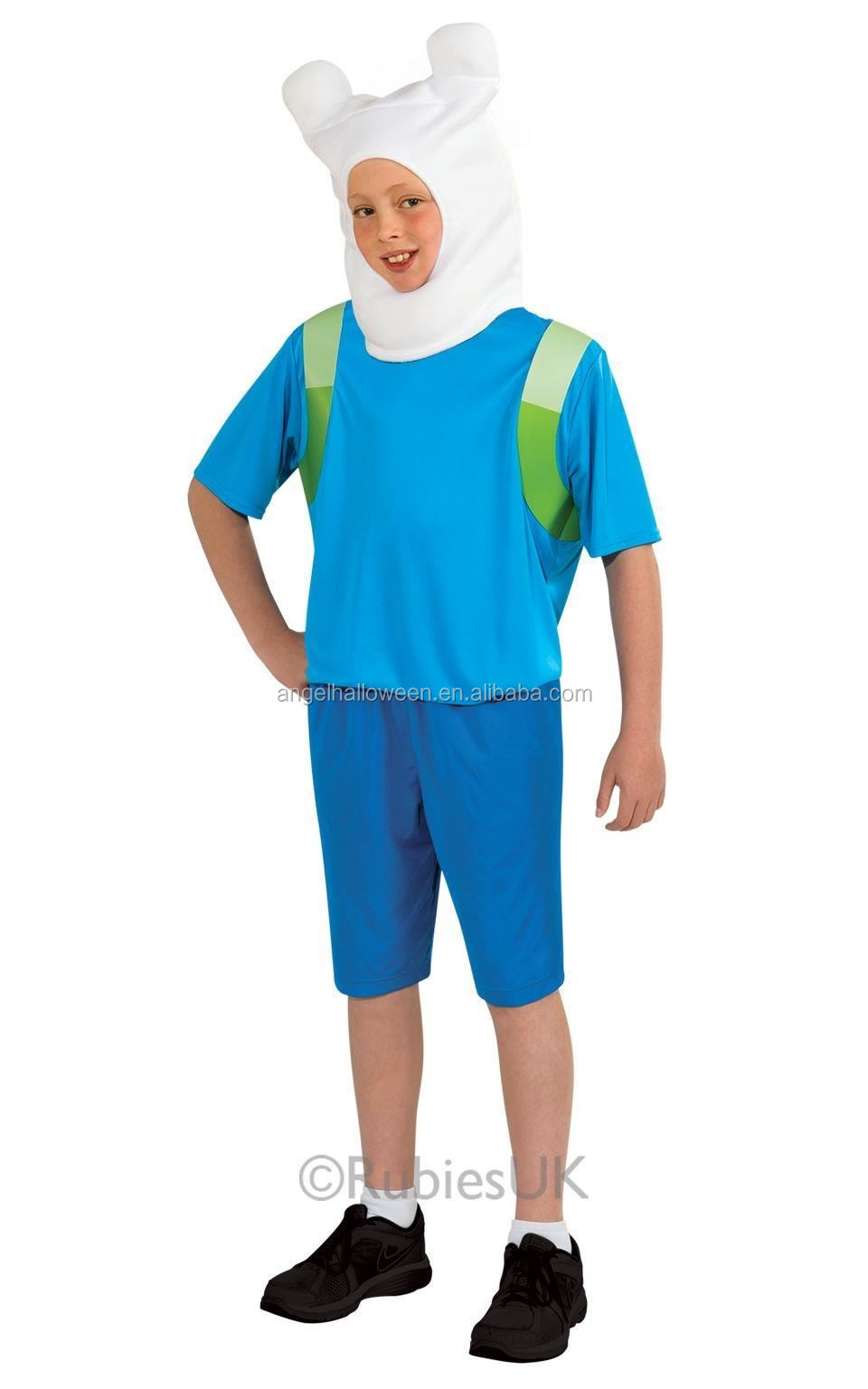 ... FC4001.jpg  sc 1 st  Alibaba & Newest Design Kids Adventure Time Finn The Human Costume The Dog ...