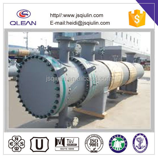 CS/SS tubular heat exchanger pressure vessels