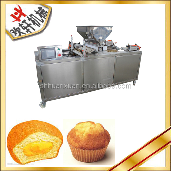 China Goods Wholesale Industrial Cake Production Line