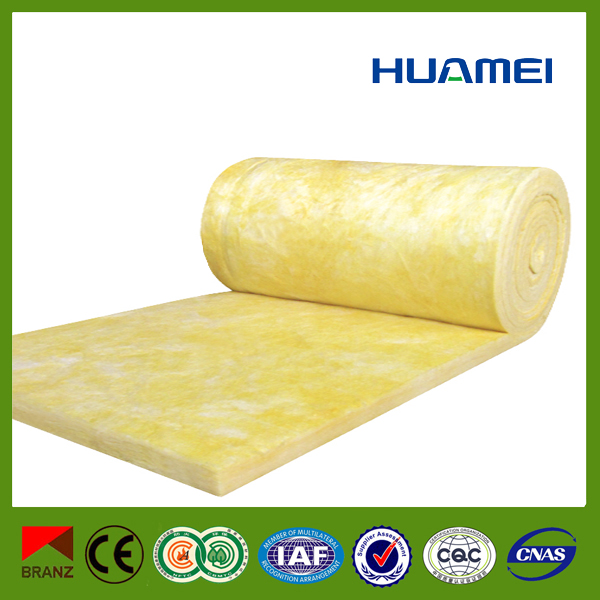 Glass wool heat and sound insulation heat and sound insulation