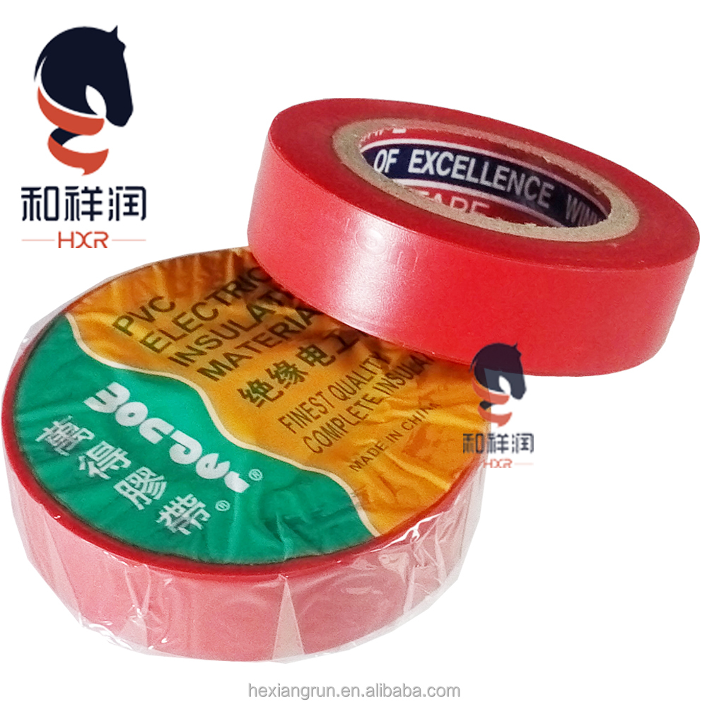 PVC Insulation Adhesive Tape for Electrical Wire