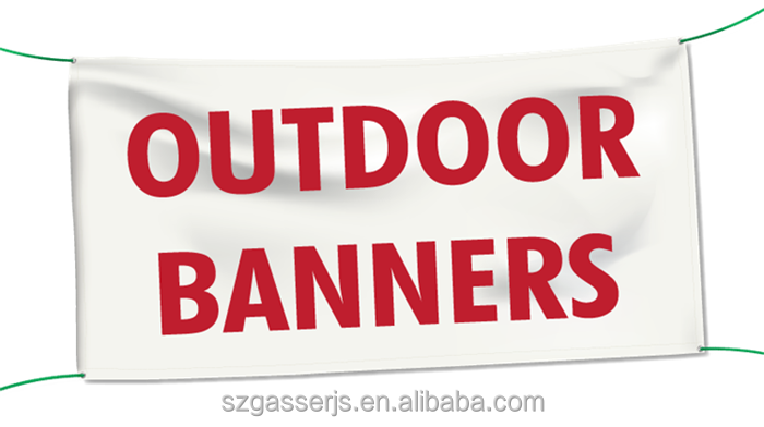 Low Cost Full Color High Quality Flex Banner Design Background