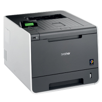 Color Laser Printer with Duplex and Networking