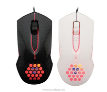 Hot selling R8 New design cheap price M1608 3D 1200DPI wired mouse