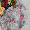 New Design Fashion Printing Chiffon Fabric For Summer Dress