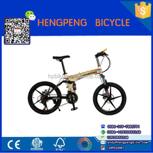 2015 hot sale Sports folding 3 wheel bike Factory direct sales in china alibaba