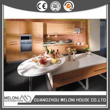 Chinese wholesale low shipping thermofoil door panel kitchen cabinet