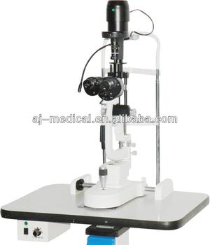 AJ-5P Slit Lamp Microscope with Electric Table