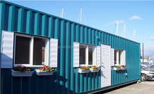 container living units 20 feet container house