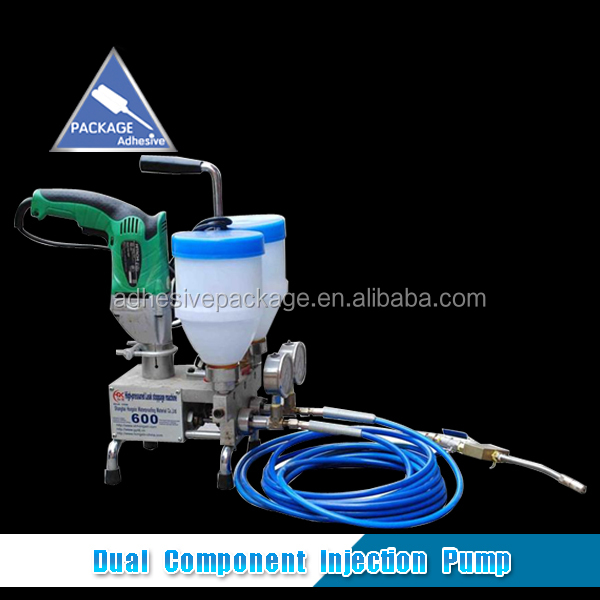 China Hot Sale 500 Fule Epoxy Grouting Injection Pump For Crack Repair