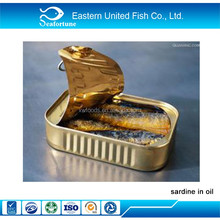 Seafood Export Wholesale Canned Sardine In Oil Company
