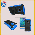 celulares android original case hybrid shockproof kickstand case cover for moto g5 plus