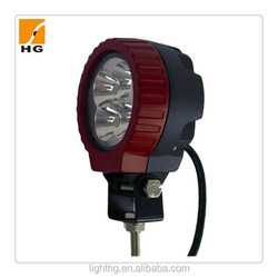 3inch 12w car led driving light motorcycle led headlight 3D reflector