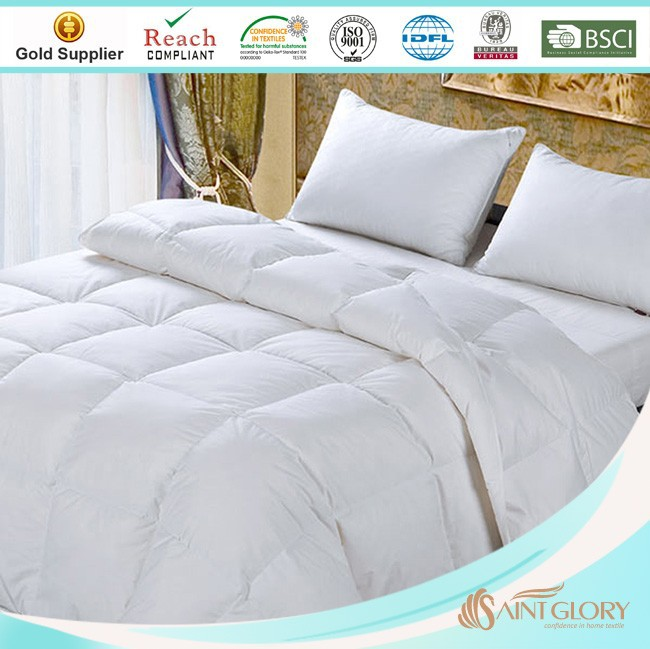 hot sale 100% cotton twin / queen comforter for home