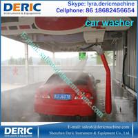 Efficient Water Jet Car Washing Machine With PLC