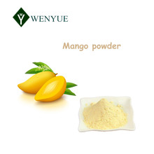Nutritional Spray-dried Mango Fruit powder for food and beverage
