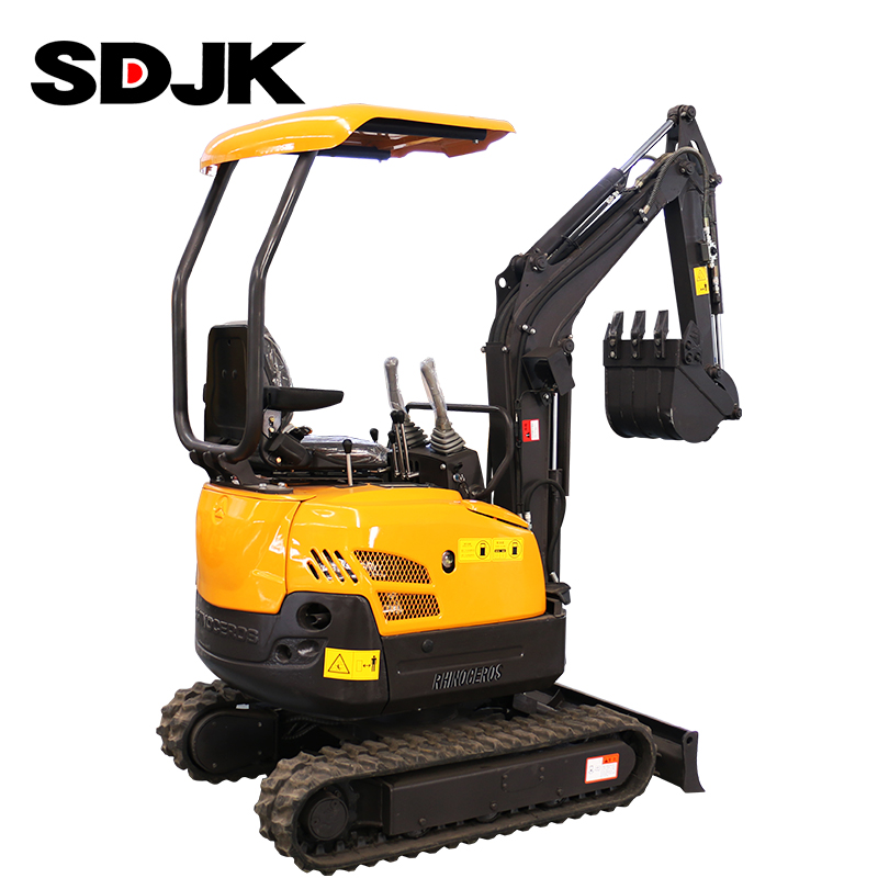 Official <strong>Manufacturer</strong> JKW-17 Mini 13.6kw Crawler Excavator cheap