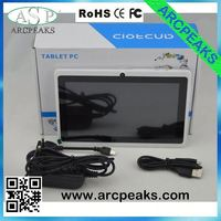 q88 wifi tablet pc tablet 7 android mid