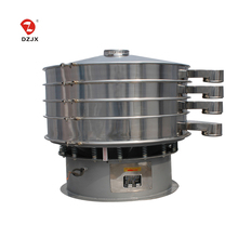 High sieving efficiency stainless steal loose powder jar with sifter, flour soil sifter machine