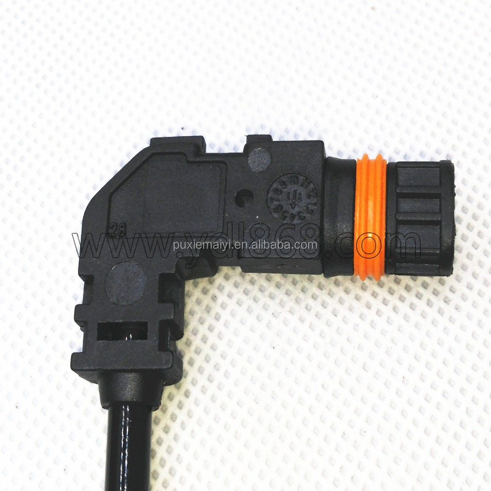 EUROPE CAR SPECIAL LIST FRONT ABS SPEED SENSOR 000 905 4301 FOR MERCEDES - BENZ FOUR-WHEEL DRIVE W221 S350 S250 SPARE PART