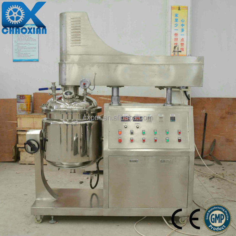 China manufacturer nail polish making machine chemical machinery equipment