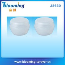 hot sale plastic jars for candle making made in China