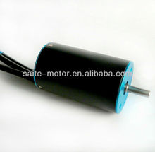 4-pole 3660 rc model boat yacht motor brushless motor rc motor yachts